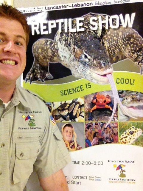 Jesse Rothacker Forgotten Friend Reptile Sanctuary